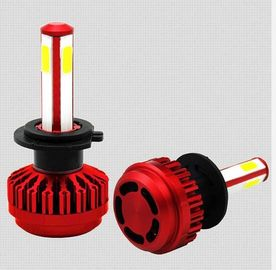 Cool White Car LED Headlight Bulbs 3600lm High Brightness ROHS Approved
